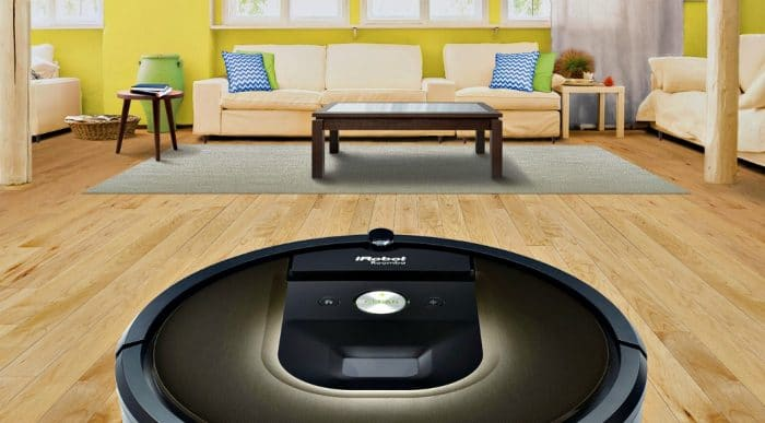 smart home cleaning devices